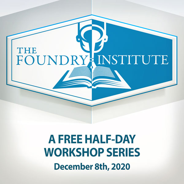 Foundry Institute Banner