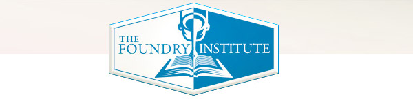 The Foundry Institute Logo Banner