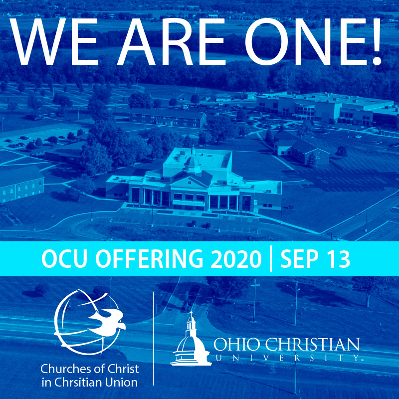 2020 OCU We Are One Annual Offering