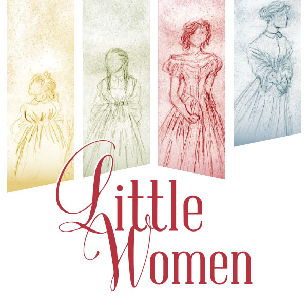 Little Women Promotional Banner