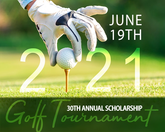 OCU 30th Anniversary Golf Tournament Graphic