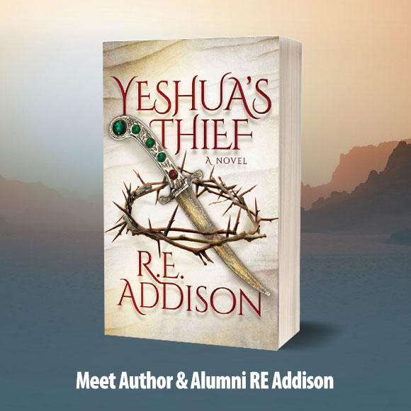 Yeshua's Thief Book Promotional Event
