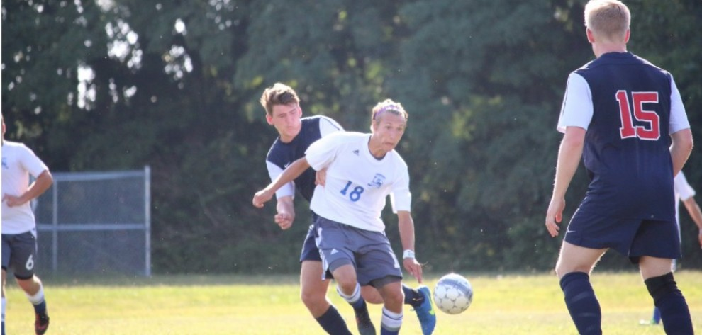 Men's Soccer Defeats The University of Pikeville image