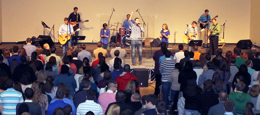 OCU Hosts Spirit-filled Revival image
