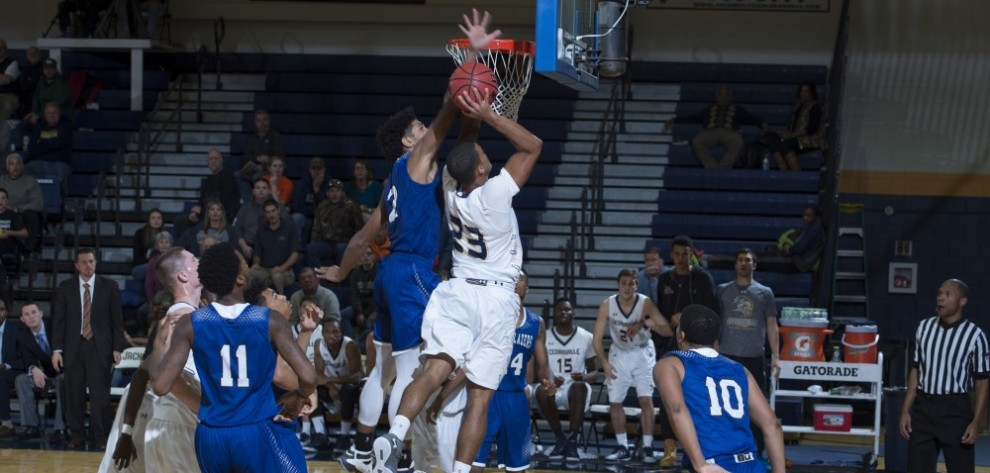 Cedarville out lasts Ohio Christian image