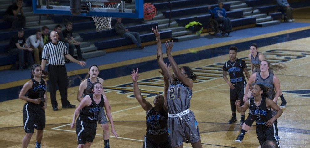 Lady Jackets too much for Lady Trailblazers image