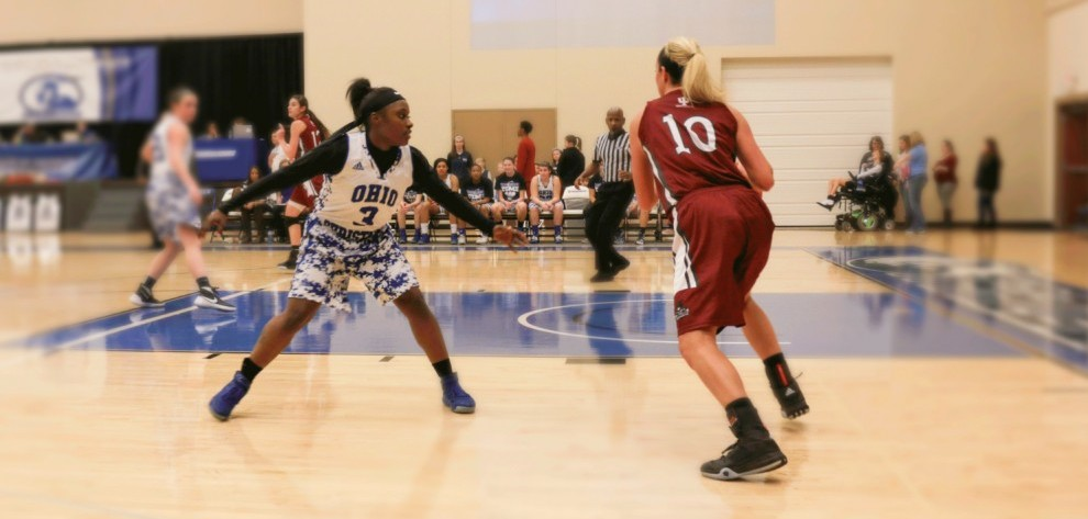 Trailblazers Take Conference Win from CCU image