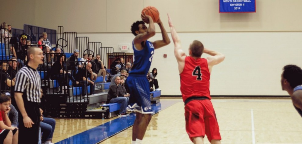 Trailblazers Men's Basketball punches their ticket to NCCAA DI National ... image