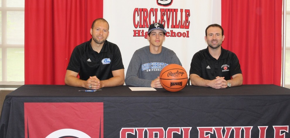 Circleville High School standout Makes College Decision image