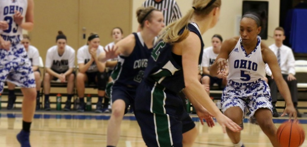 OCU loses close game to Point Park image