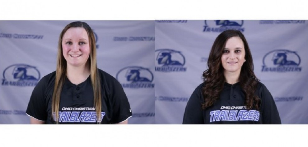 Carol Rice and Megan Hatfield honored as 1st Team All-KIAC image