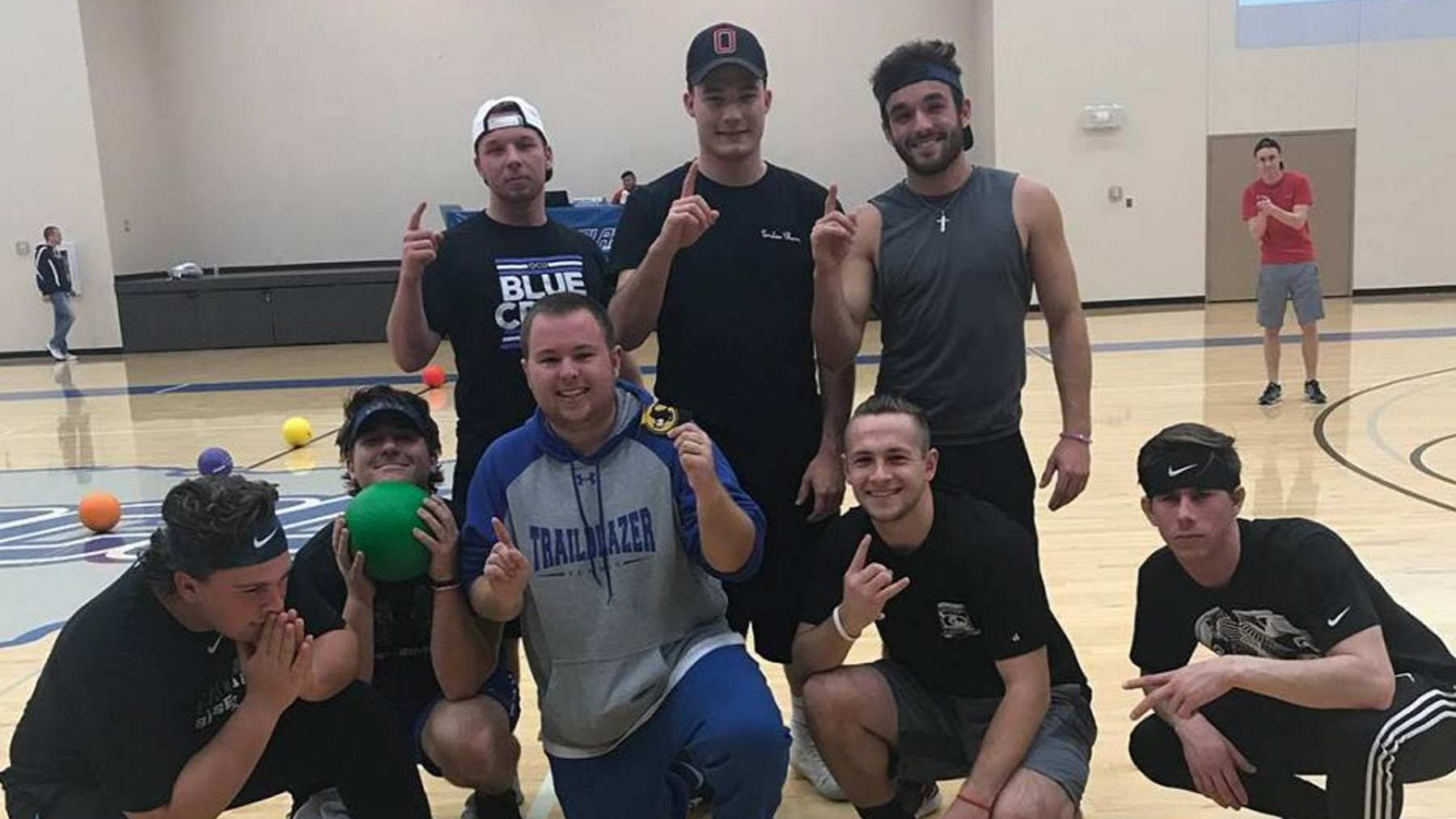 Sportlinc Hosts Dodgeball Tournament At OCU image