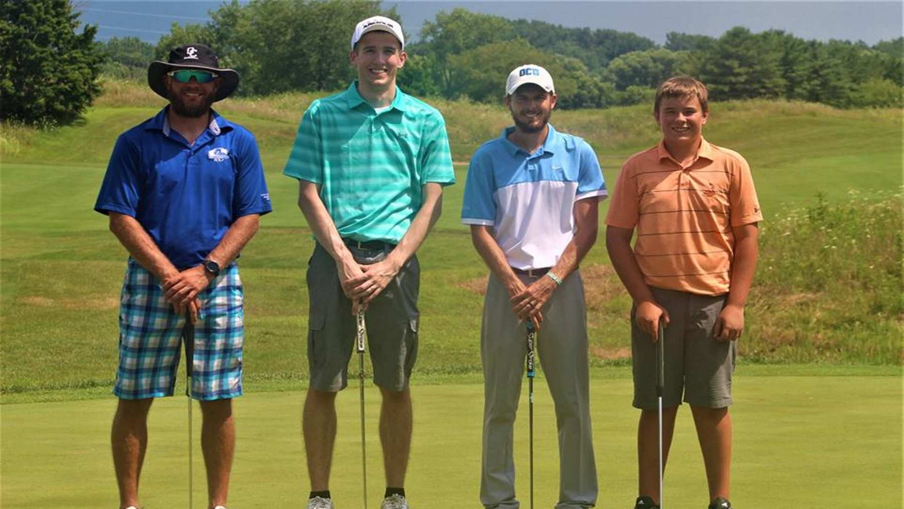 OCU Athletics Assists in AJGA Junior All-Star At Cooks Creek image
