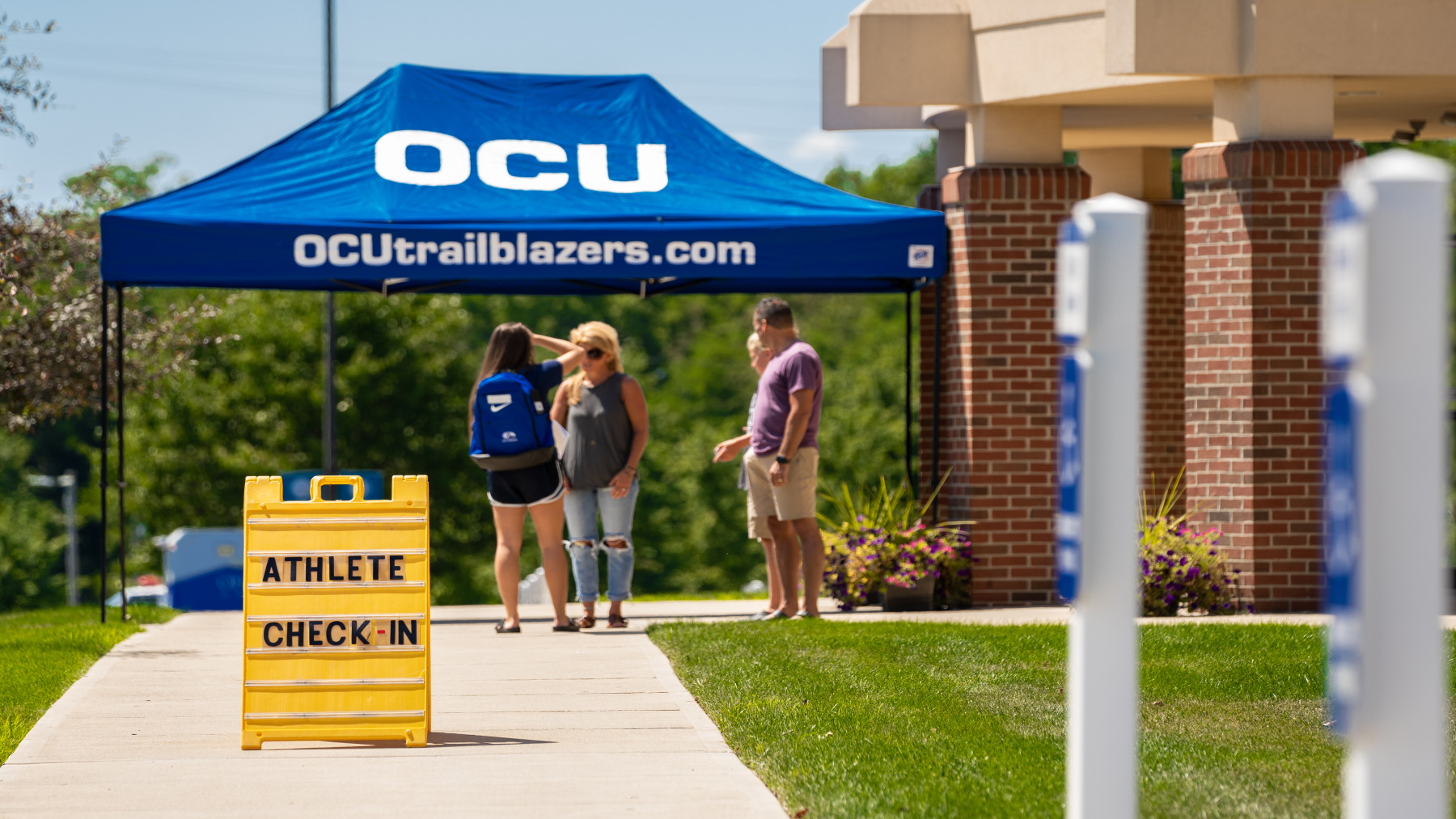 Fall Athlete Move In Set For Saturday, August 8th