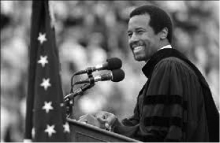 Dr. Ben Carson - From Tough, Urban Beginnings to World Renowned Surgeon image