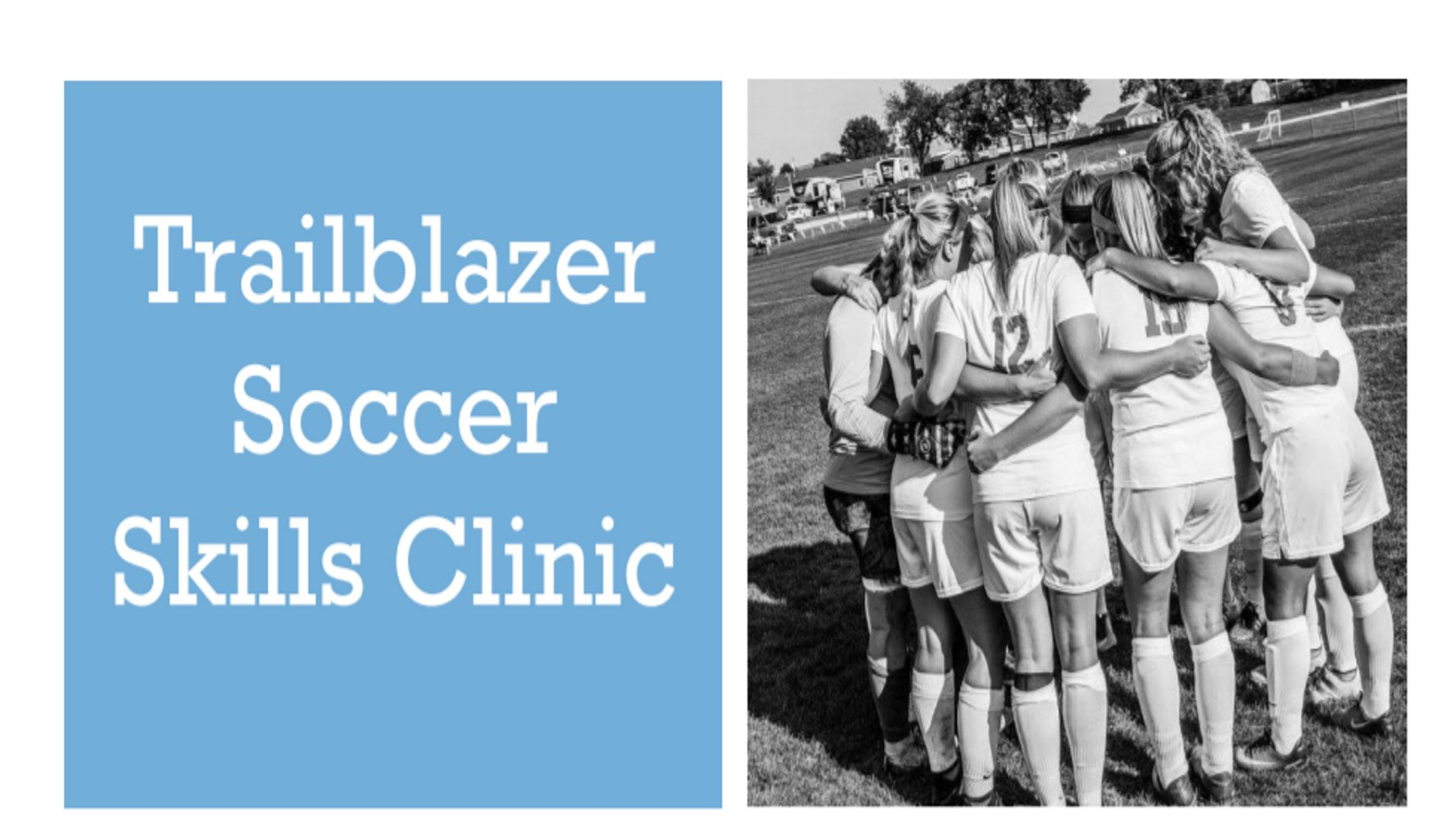 Trailblazer Soccer to host skills clinic image