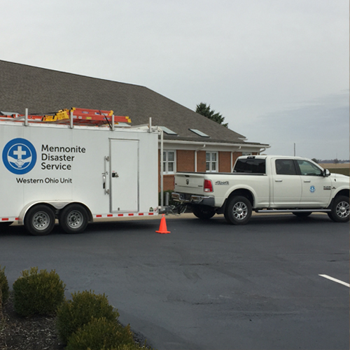 Emergency and Disaster Management Partner with Mennonite Disaster Service image