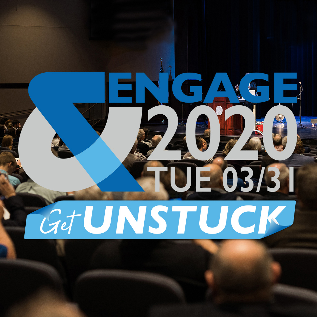 Engage Conference 2020 POSTPONED (due to COVID-19 concerns) image