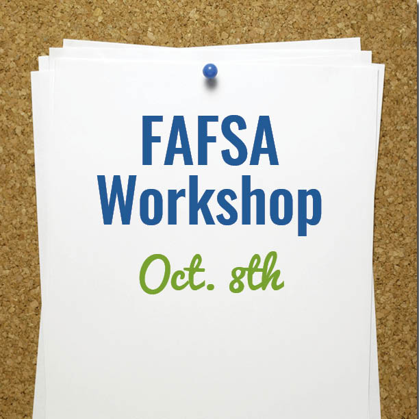 OCU to Host FAFSA Workshop on Oct. 8th image