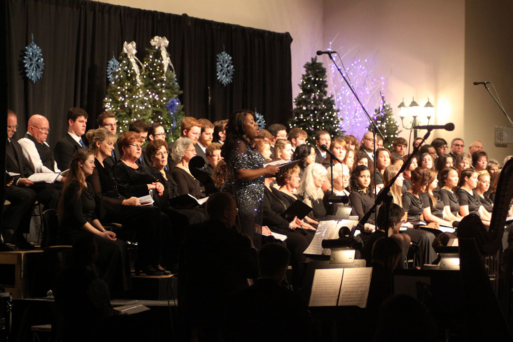 OCU's 8th Annual Christmas Program ~ A Gift to the Community image