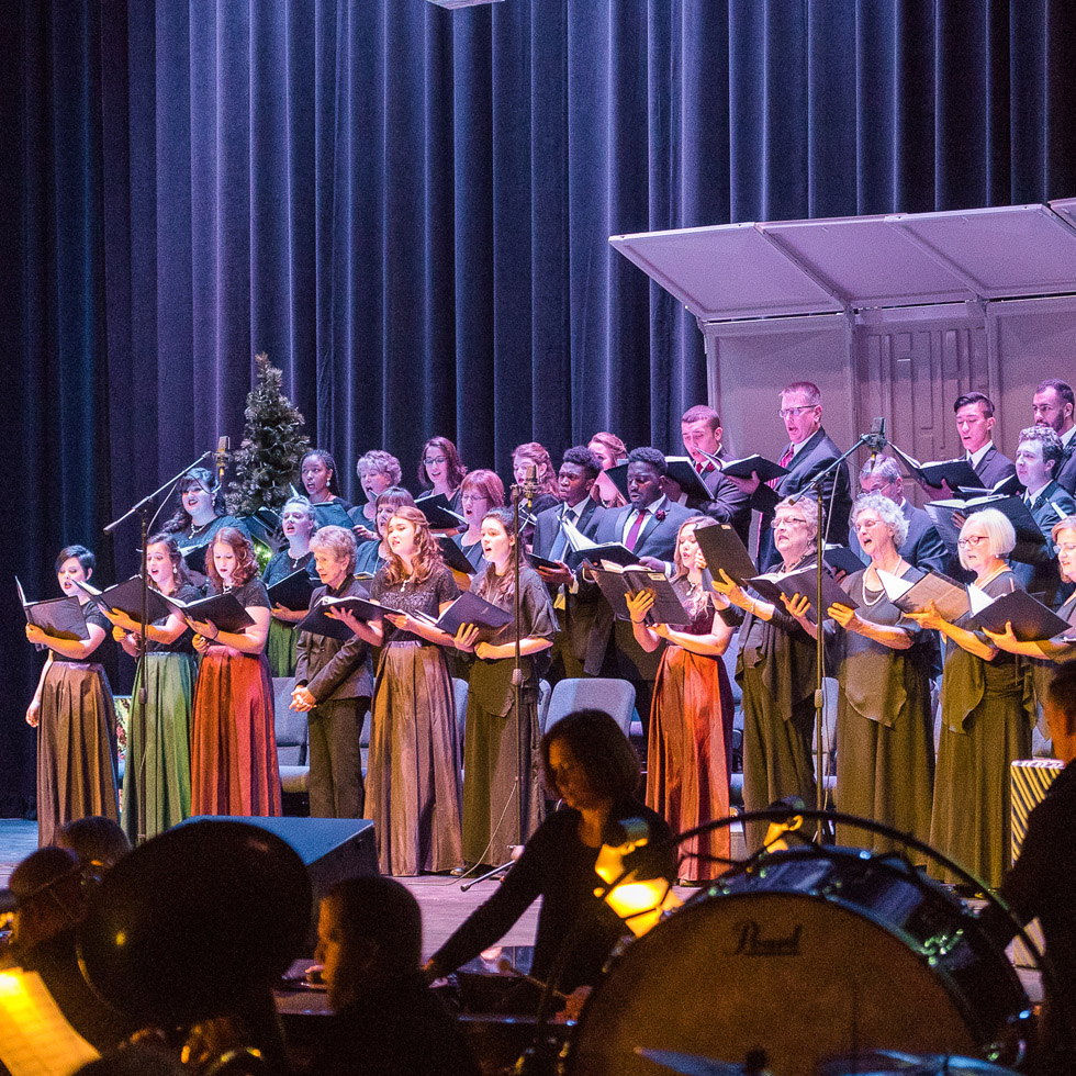 2017 Festival of Carols Performed in New Ministry and Performing Arts Center image