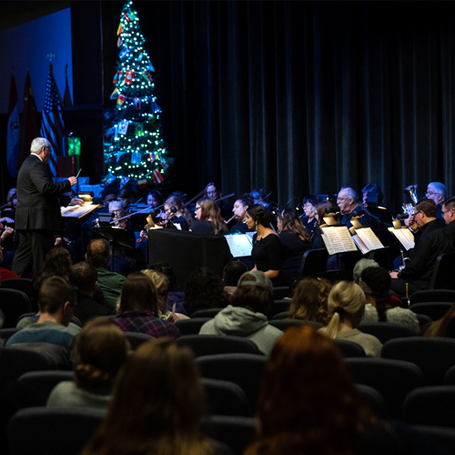 Behind the Scenes: Inside Festival of Carols image