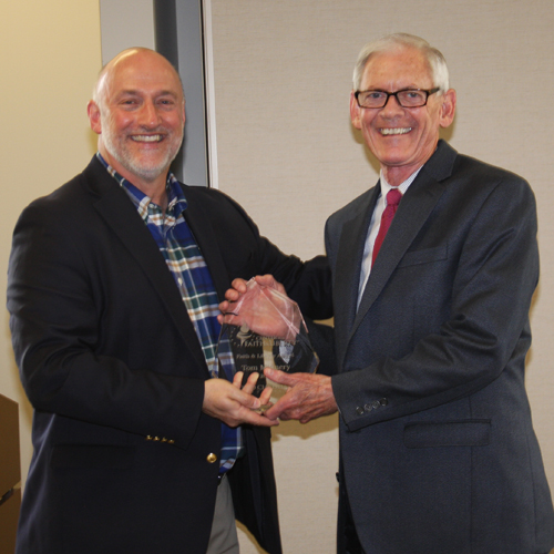 Tom Minnery Named 2019 Faith & Liberty Award Recipient image