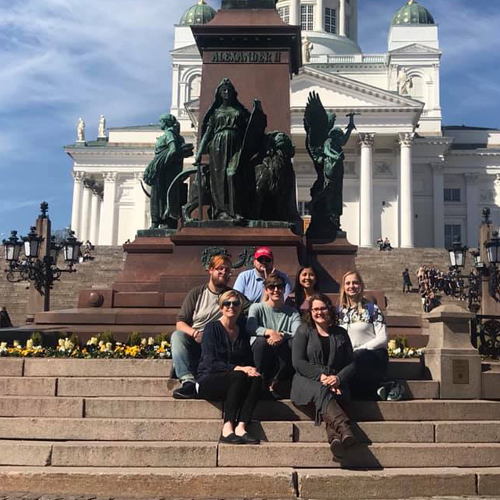 OCU T.E. Group Observes Educators in Finland and Sweden image