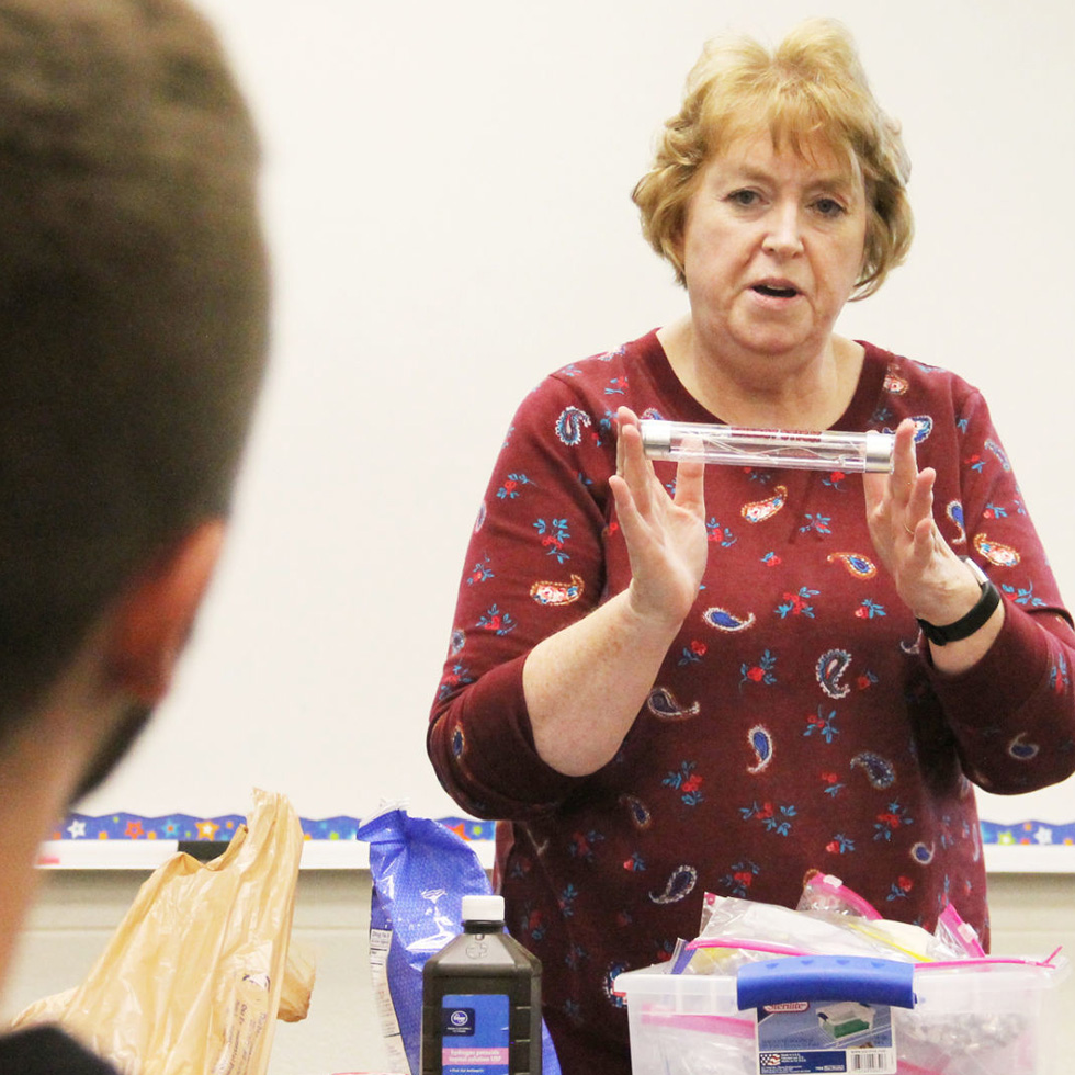 Hands-on Teaching: OCU Professor Keeps Science 'Fun' image