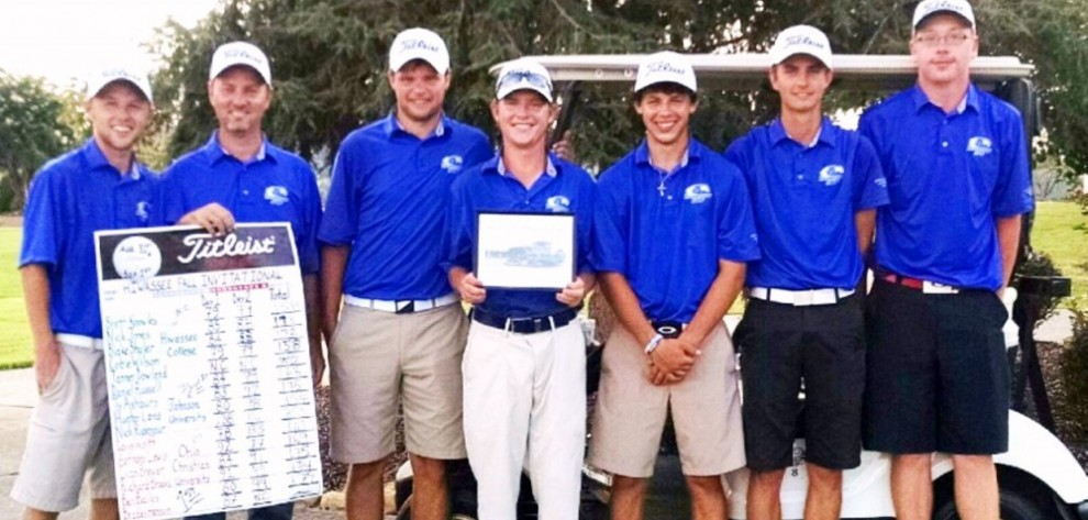 OCU Golf Claims First Win with Hiwassee Invitational Crown image