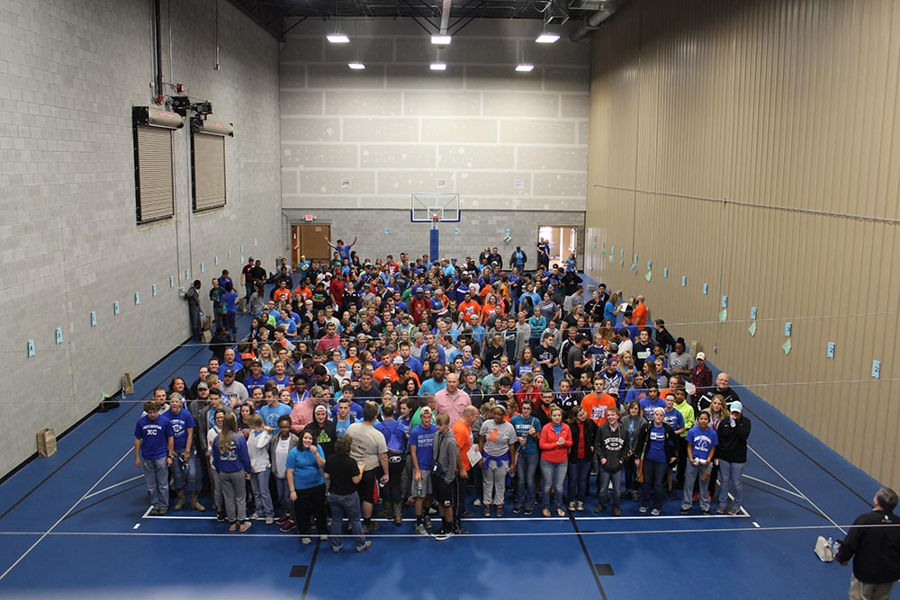 More than 700 OCU Students Pay It Forward image