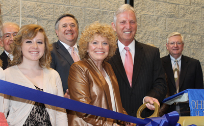 Ohio Christian Dedicates New Student Center image