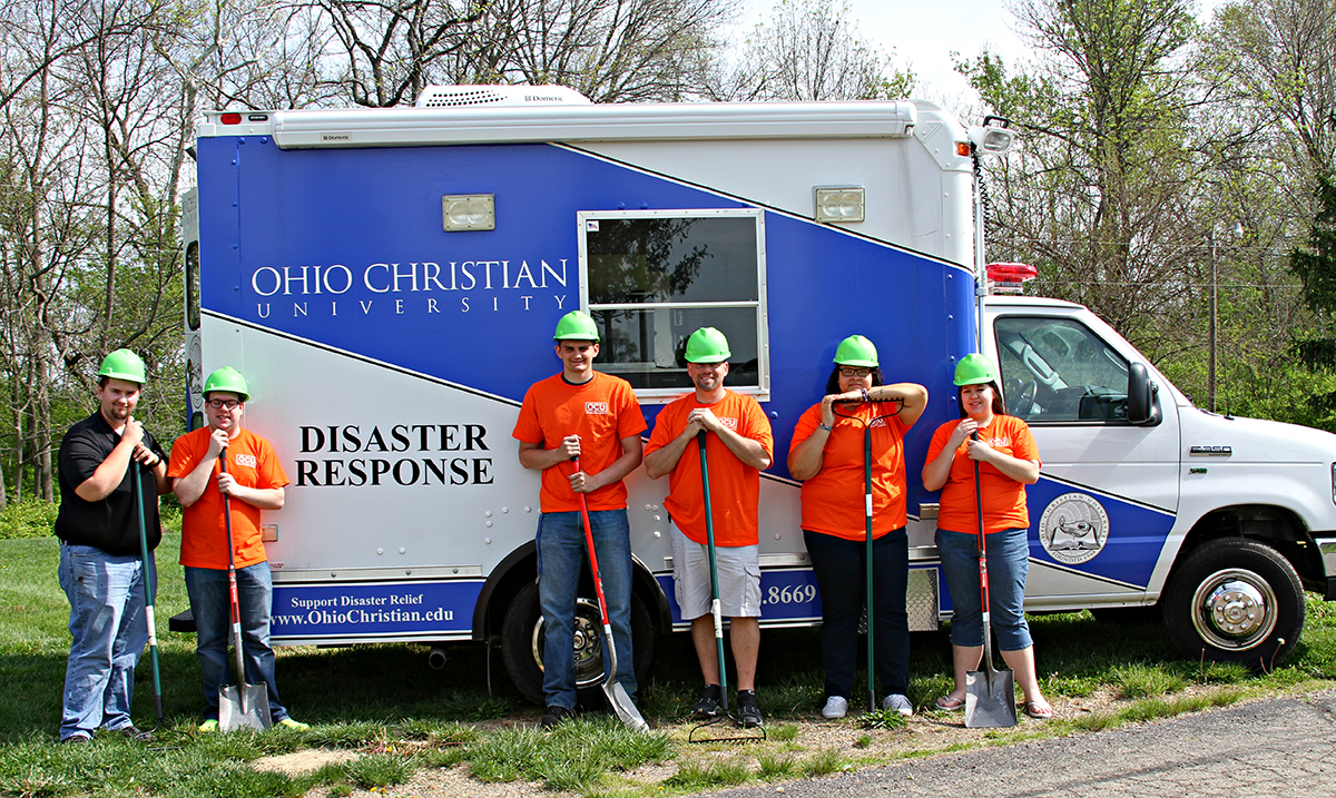 Faith & Liberty Talk Show Disaster Relief Challenge image
