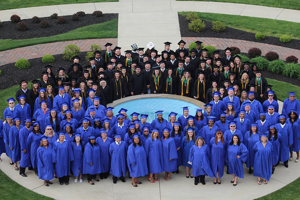 OCU Graduates Celebrate Commencement at the Morning Ceremony