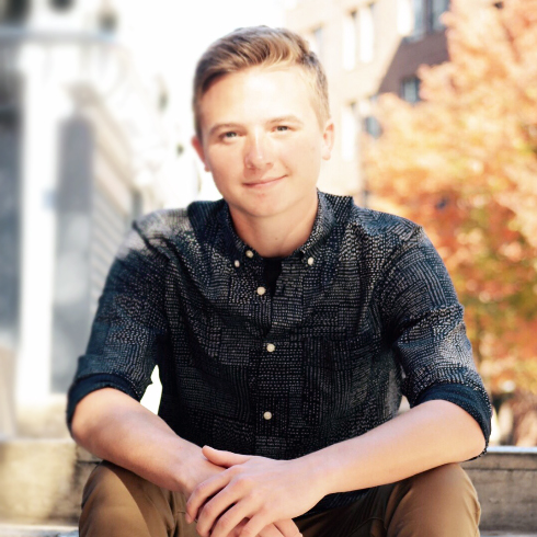 Student Profile: Kaleb Blevins Pursues His Calling image