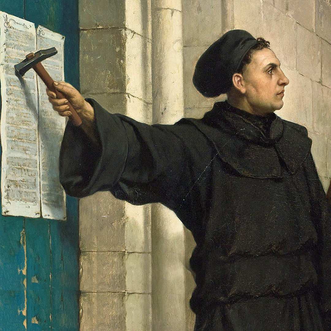 Martin Luther - Reformation's 500th Anniversary