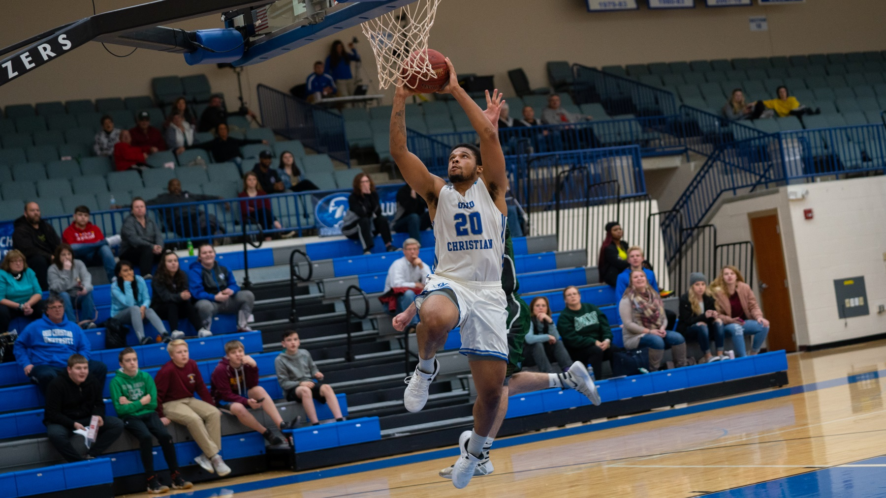 Barksdale Named 2018-19 RSC Men's Newcomer of the Year image