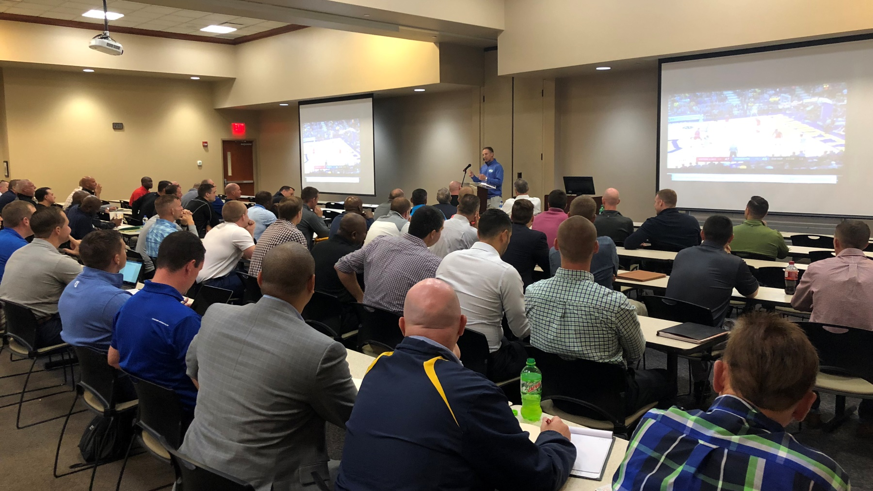 Ohio Christian University Hosts 2018-19 Referee In-Service image