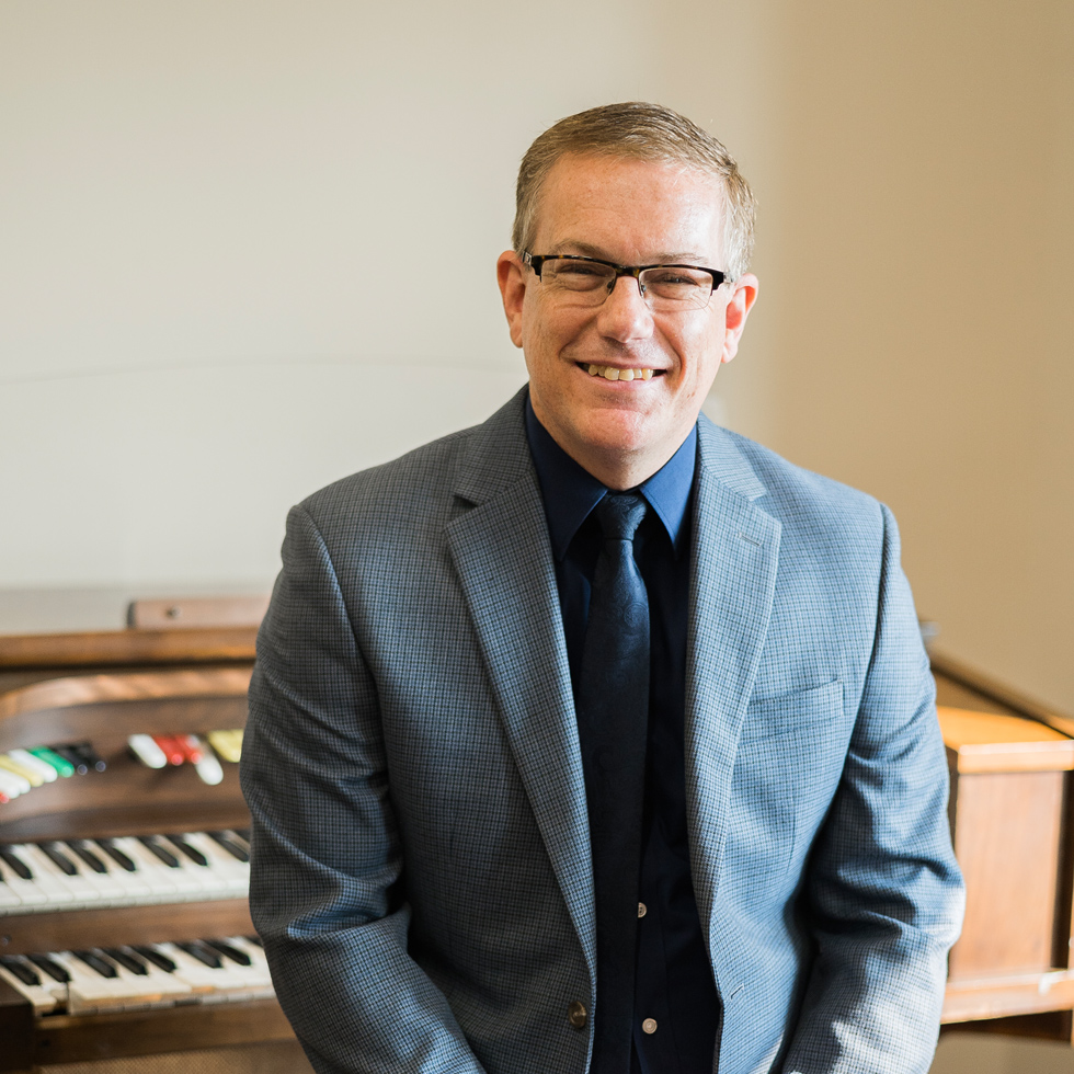 Dr. Brent Nolte Leads Music Department image