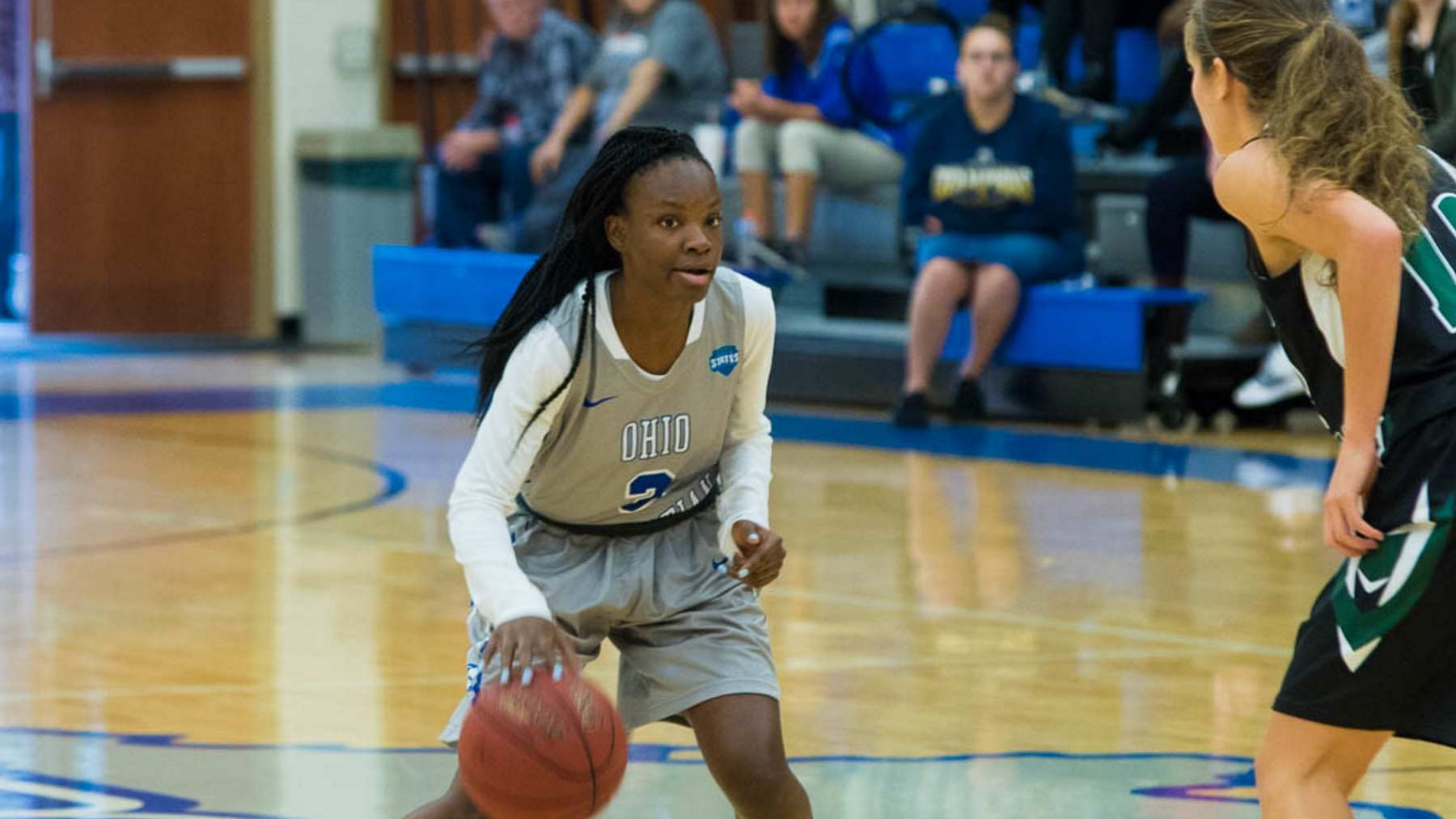 Lady Trailblazers claim victory over CCU image