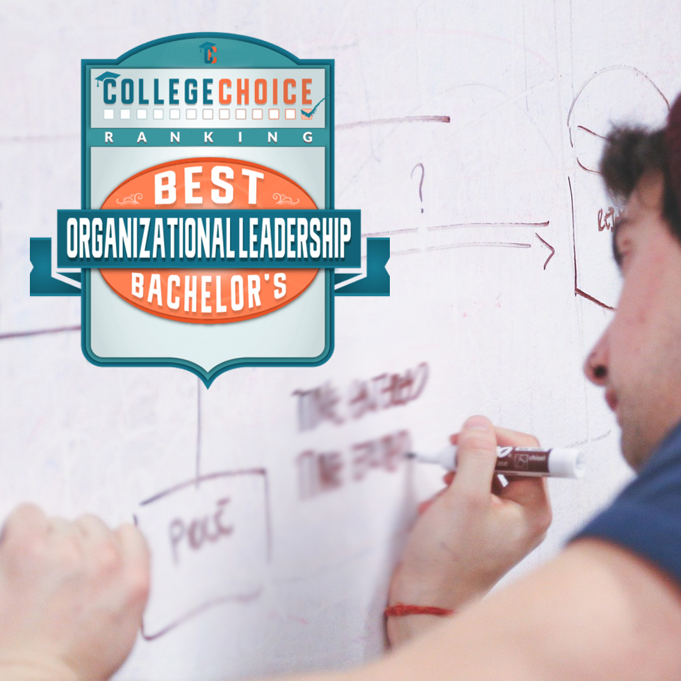 Organizational Leadership Ranks #14
