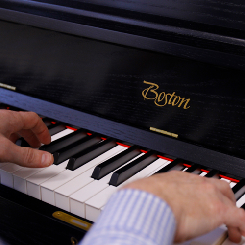Ohio Christian Receives Four New Steinway Designed Pianos image