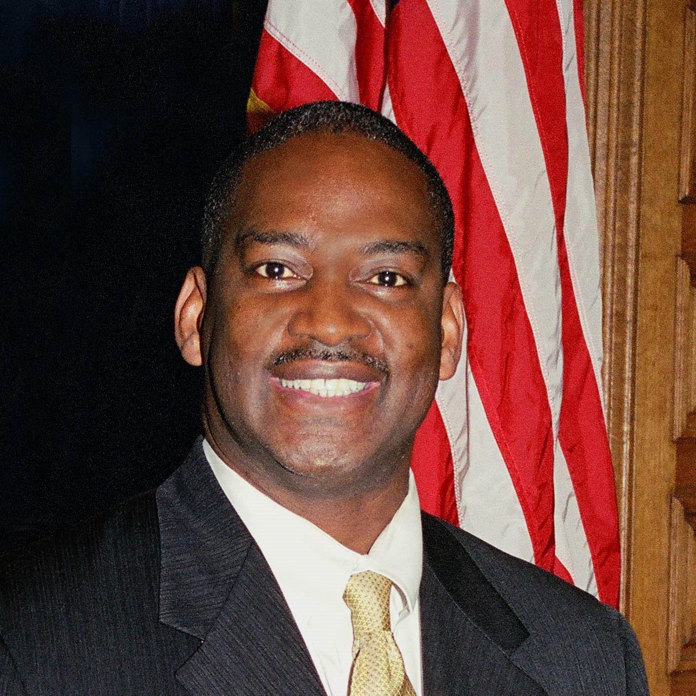 Georgia State Senator Emauel Jones