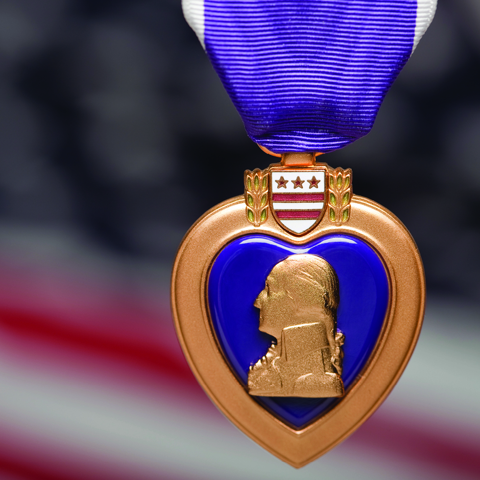 OCU Celebrates Becoming a Purple Heart University image