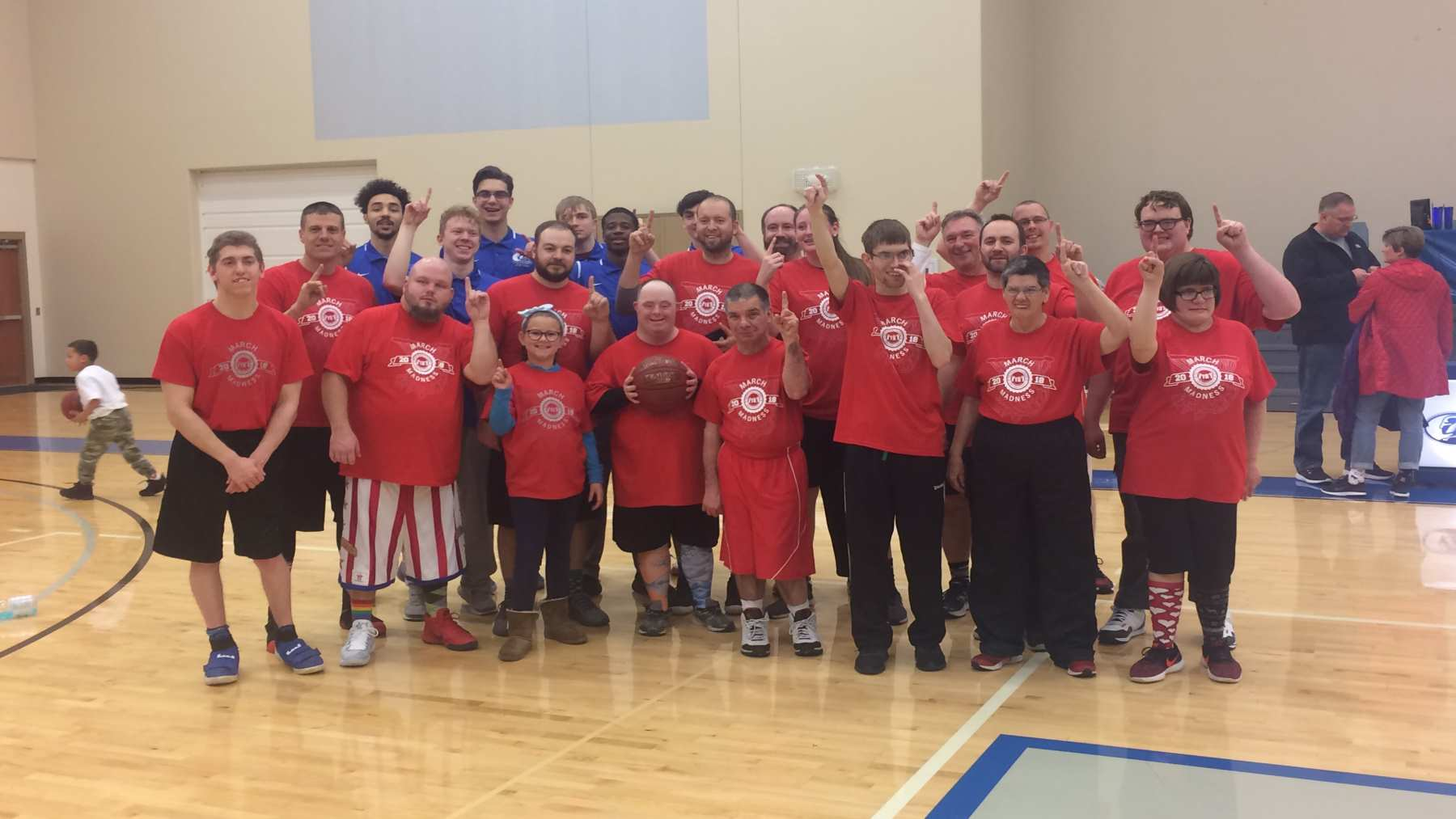 "Trailblazers Host Annual Pickaway County ""Community Game"" image"