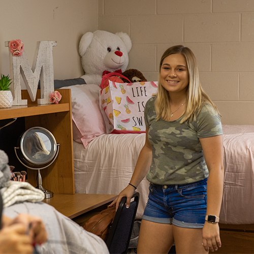 Ohio Christian Welcomes New Students for Spring 2020 image