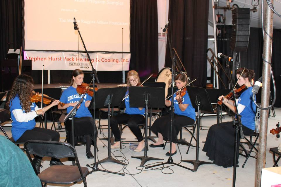 University Chorale and Orchestra to Perform at Pumpkin Show