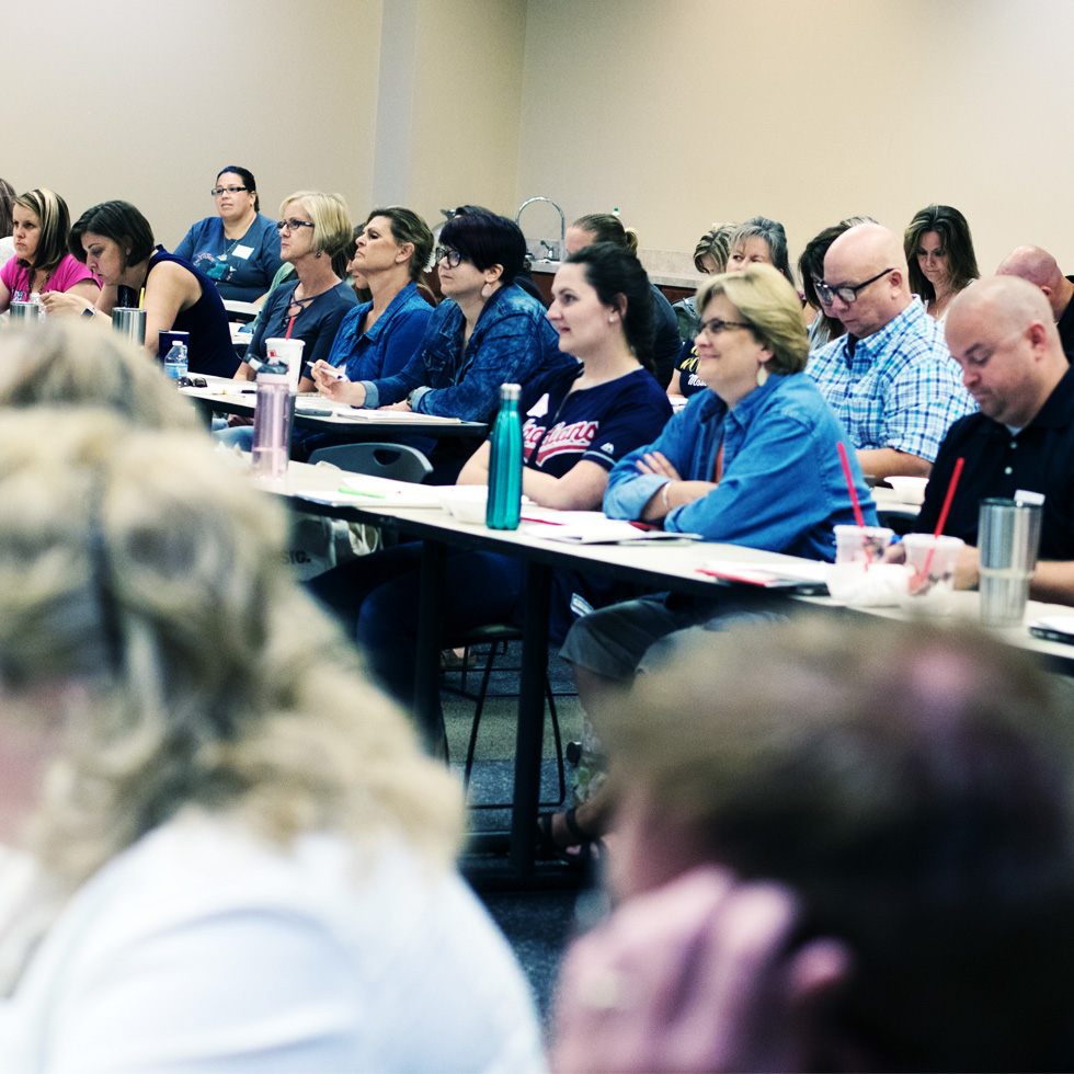 Trauma Informed Care Training Hits Needs Head-On image