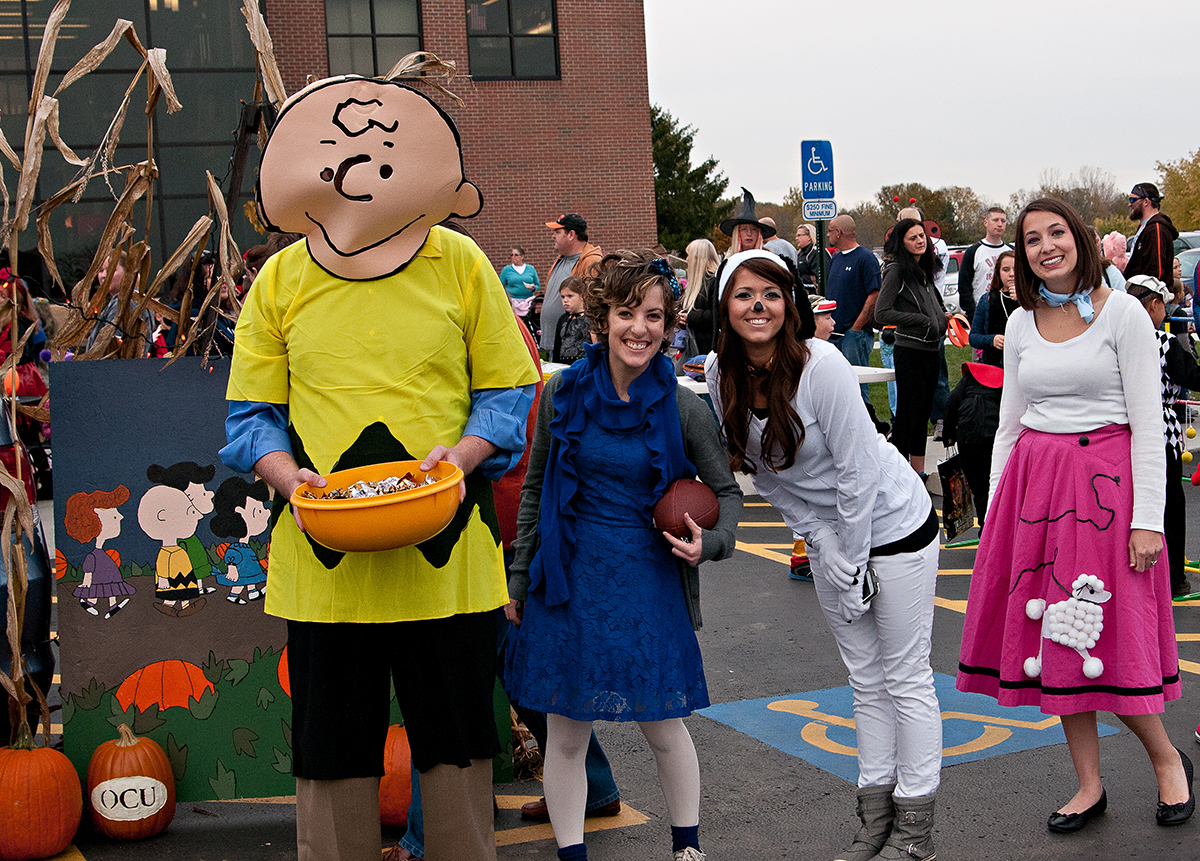 OCU to Host Trunk or Treat on October 30th image