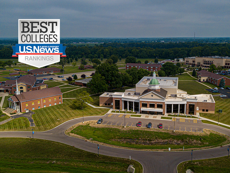 Ohio Christian University Ranked #1 on Social Mobility by U.S. News